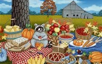 Potluck d'automne – Harvest time Potluck – TERMINÉ