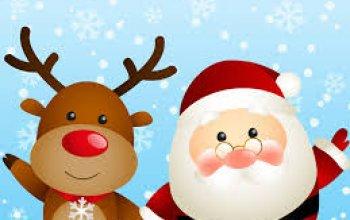 Visite du père Noël à Hatley!
