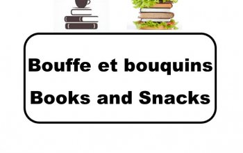 Bouffe et Bouquin / Books and Snacks